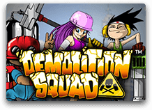 Автомат Demolition Squad