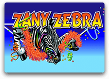 Игровой автомат 777 Zany Zebra