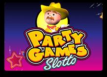 Party Games Slotto играть онлайн с бонусами от казино