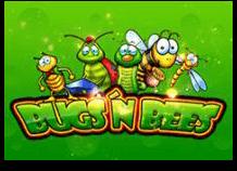 Bugs & Bees — игровой автомат