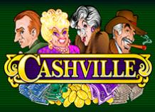 Играйте на реальные деньги в Cashville (Кэшвиль)