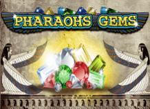 Играем в Pharaohs Gems (Камни Фараона) на реальные деньги