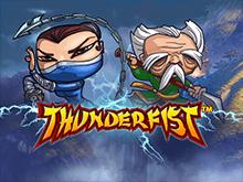 Thunderfist – онлайн игровой автомат приведет к победе