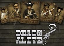 Dead Or Alive от NetEnt – азартный игровой аппарат