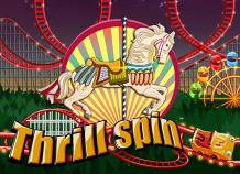 Thrill Spin игровой автомат с тематикой аттракционов